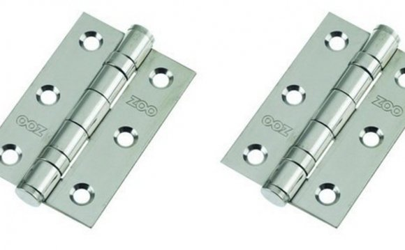 Door Hinge 3 75mm Ball
