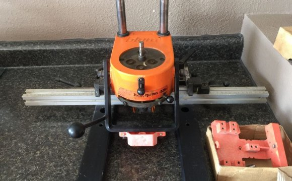 Blum Hinge Drill Press