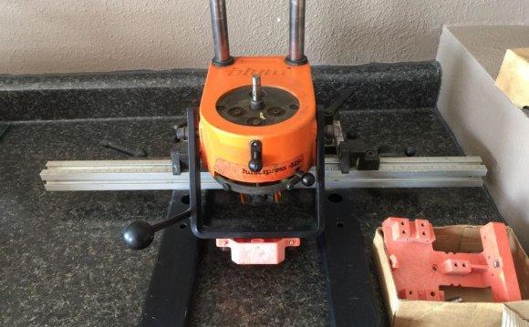 Blum Hinge Drill Press
