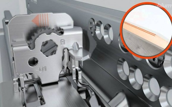 Blum Movento Drawer Runners
