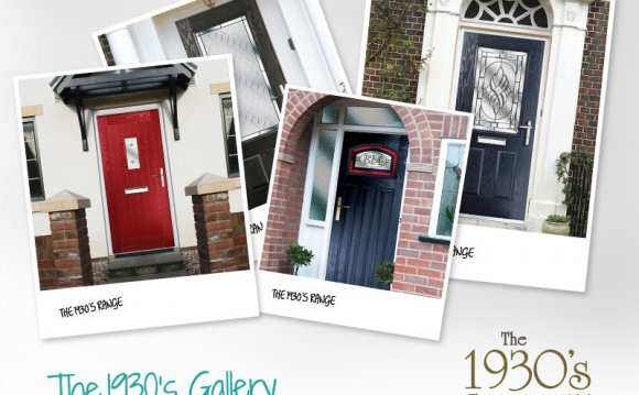 Check out our 1930 s Door