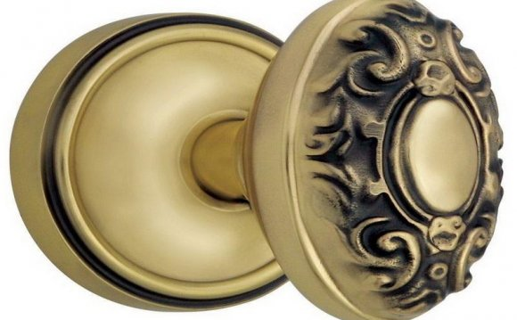 Image of: Door Knobs Interior