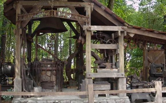 Blacksmith Shop - Historic