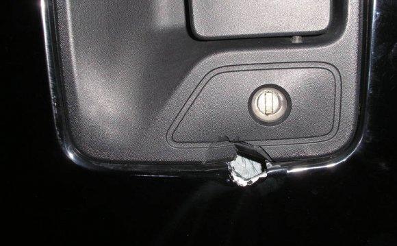 Door Lock Protection Plates