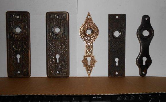 Door Knob Plates Hardware