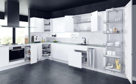 Hafele In Built Kitchen