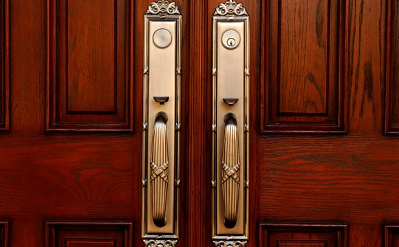 Entry Door hardware - Double