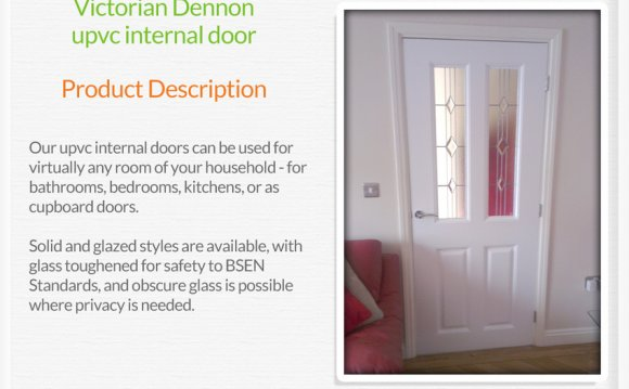 Upvc internal doors Washington
