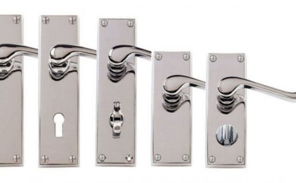 Door Handles b and Q