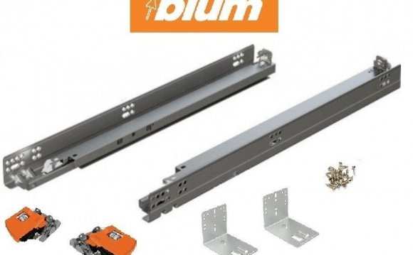 Blum Soft Close Drawer Runners Door Furniture