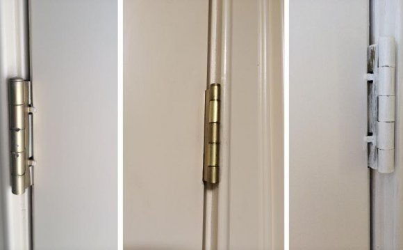Interior Door Knobs and hinges