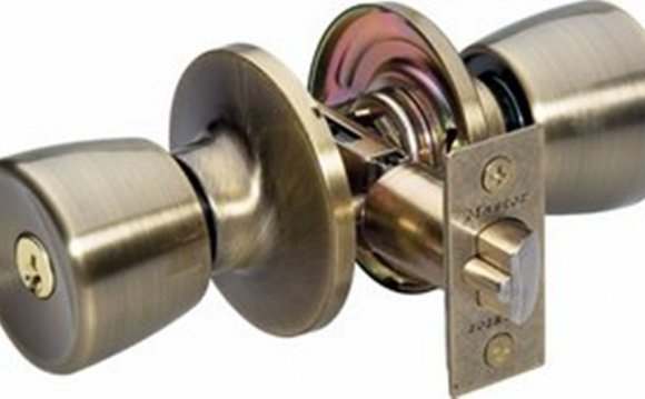 Components of a Door Knob