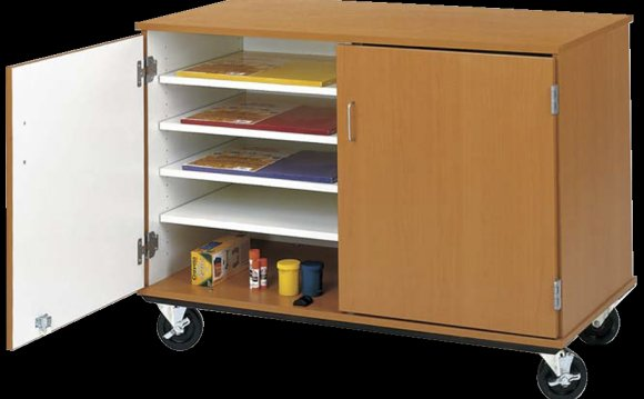 Storage Furniture with doors