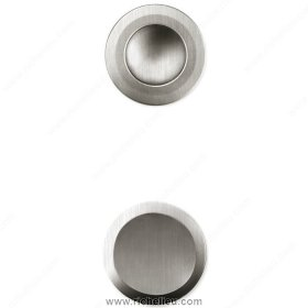 Recessed Pull Handle for Glass Doors-1