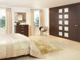 6 Door Wardrobe Bedroom Furniture