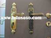 Antique Brass Door Furniture