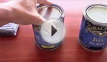 Amazing, Cheap, And Easy Way To Refinish Furniture Or