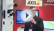 Axis door station and Avaya IP Office