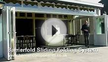 Barrierfold Folding Sliding Door Hardware
