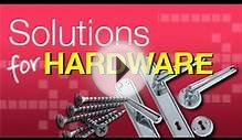 DOOR HANDLE Packaging Solutions - Hardware Packaging (by