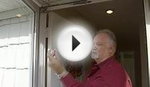 How To Adjust Your Front Door In 60 Seconds