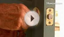 How to Lock a Deadbolt from the Outside without a Key