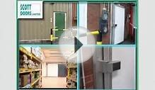 Industrial Door Manufacturers - Scott Doors Limited