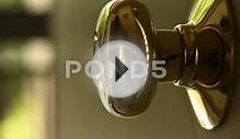 Key Lock Door 02 Stock Video 808421 | HD Stock Footage