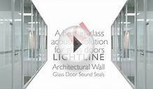 KI Architectural Wall Door Sound Seal