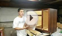 Kitchen Cabinets: Sink Base Doors, Drawers & Hardware