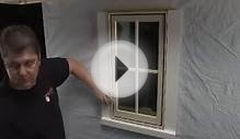 PVC Window and Door Surrounds, Innovative PVC Stealth Trim