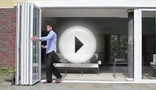 The New Wave Door - the amazing uPVC Slide and Swing Patio