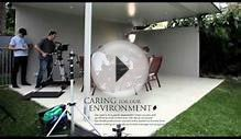 The Outdoor Furniture Specialists TVC - Behind the Scenes